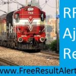 RRB Ajmer Result 2016 & Answer key at www.rrbajmer.org/results