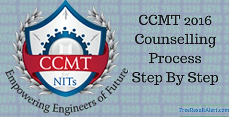 CCMT 2016 Counselling Procedure:Step by Step