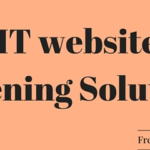 CCMT Website not Opening or Working or Down @ Solution
