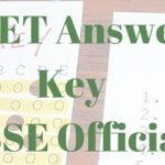 NEET Answer Key 2016 @ CBSE AIPMT Official