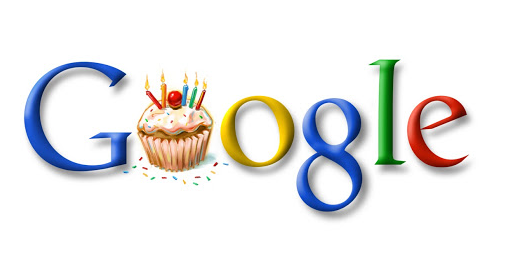 Google 8th Birthday Date 27 September 2006