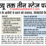 HSSC Clerk Cut Off 2016 Marks & Merit List { Expected }  यहां देखें