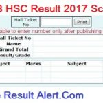 GSEB HSC Result 2017 Science