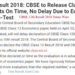 CBSE 12th result 2018 Name Wise