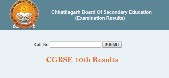 cg board 10th result name wise