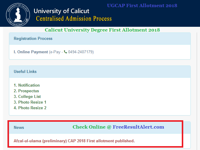 Calicut university online phd thesis