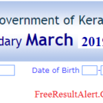 www.prd.kerala.gov.in Plus One Result 2019