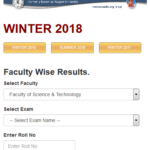 RTMNU BA 3rd Year Result 2019