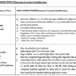 CCL Electrician Admit Card 2019