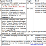 CISF Driver Admit Card 2019