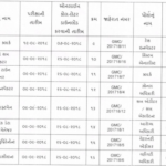 Gandhinagar Municipal Corporation Result 2018