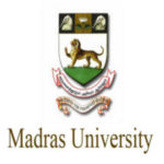 Madras University 6th Semester Results 2019