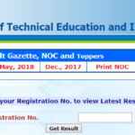Punjabteched Diploma Result 2019