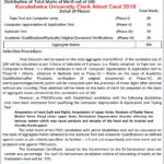 Kurukshetra University Clerk Admit Card 2019