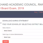 jacresultonline.com 8th Board Results 2019