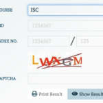 ICSE 10th Result 2019 Name Wise