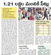 TS Dost First Seat Allotment Results 2019