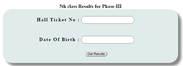 TGCET 3rd Phase Results 2019 { Published* }TS Gurukulam 5th